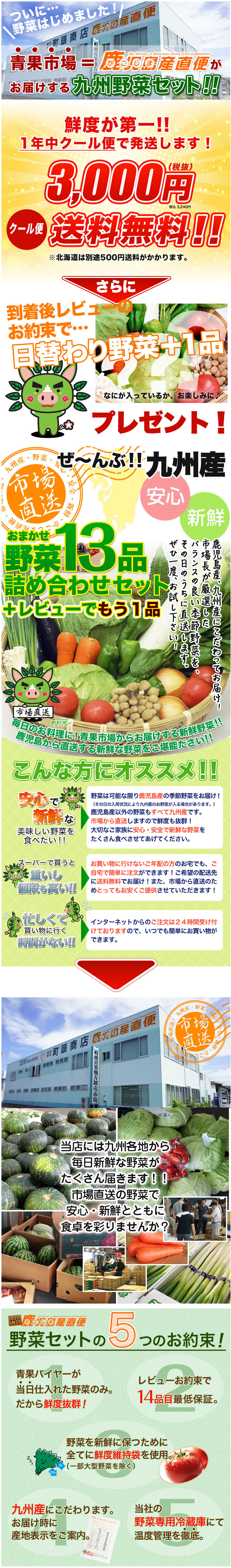 食品 野菜
